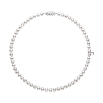Mikimoto Everyday Essentials 18k White Gold Pearl