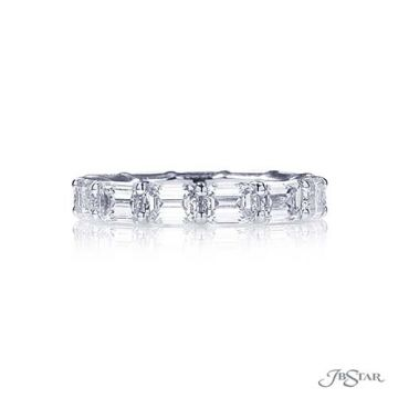 JB Star Platinum Diamond Wedding Band - 5224-001