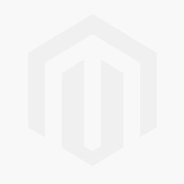 Gabriel & Co. 18k White Gold Contemporary Curved Wedding Band