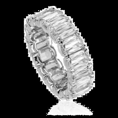 Christopher Designs Eternity Diamond Wedding Band